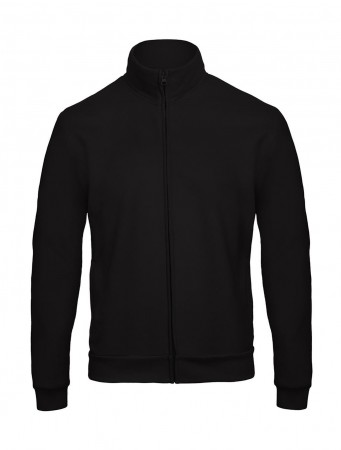 B&C: Full Zip Sweatjacket Unisex - WUI26 ID206 50/50 – Bild 2