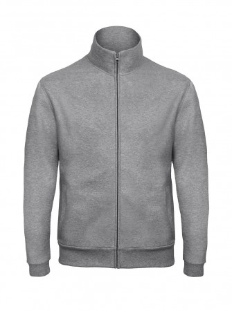 B&C: Full Zip Sweatjacket Unisex - WUI26 ID206 50/50 – Bild 3