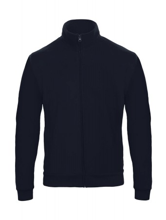 B&C: Full Zip Sweatjacket Unisex - WUI26 ID206 50/50 – Bild 5