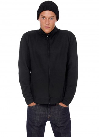 B&C: Full Zip Sweatjacket Unisex - WUI26 ID206 50/50 – Bild 1