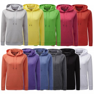 Russell Europe: Ladies HD Hooded Sweat R-281F-0 – Bild 1