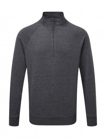 Russell Europe: Men`s HD 1/4 Zip Sweat R-282M-0 – Bild 4