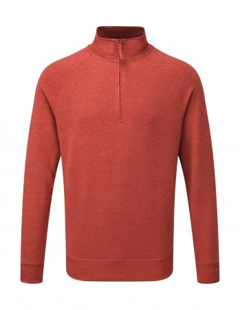 Russell Europe: Men`s HD 1/4 Zip Sweat R-282M-0 – Bild 8