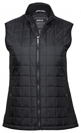 Tee Jays: Ladies Berlin Bodywarmer 9665 – Bild 2