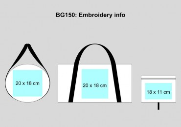 BagBase: Packaway Barrel Bag BG150 – Bild 13
