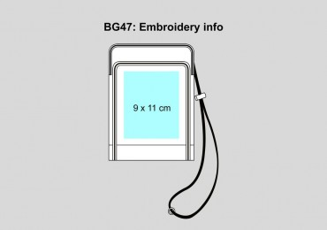 BagBase: Travel Wallet BG47 – Bild 8