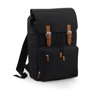 BagBase: Vintage Laptop Backpack BG613 – Bild 2