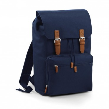 BagBase: Vintage Laptop Backpack BG613 – Bild 3