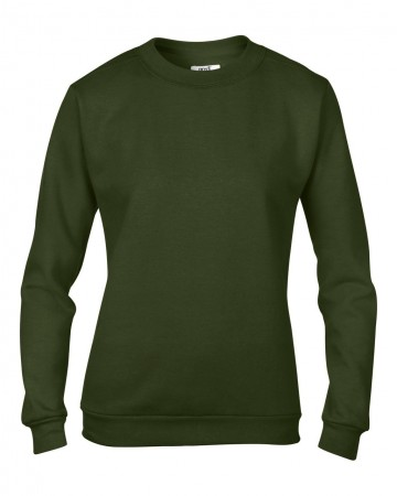 Anvil: Ladies Fashion Crewneck Sweat 71000FL – Bild 10
