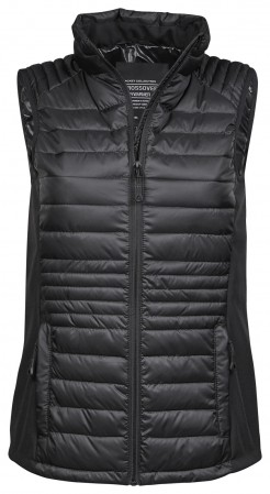 Tee Jays: Ladies Crossover Bodywarmer 9625  – Bild 2