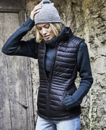 Tee Jays: Ladies Crossover Bodywarmer 9625  – Bild 1