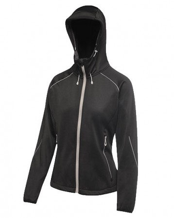 Regatta: Women`s Helsinki Powerstretch Jacket TRA608  – Bild 2