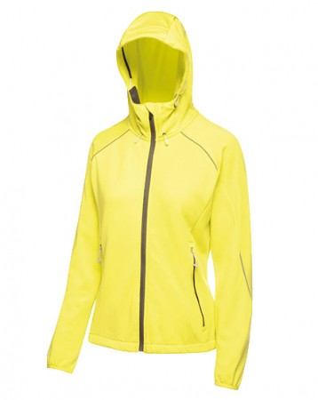 Regatta: Women`s Helsinki Powerstretch Jacket TRA608  – Bild 3
