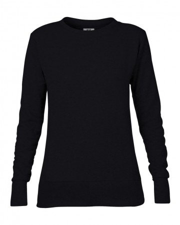 Anvil: Women`s French Terry Sweatshirt 72000L – Bild 2