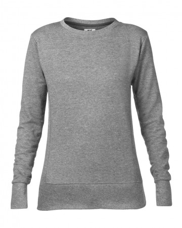 Anvil: Women`s French Terry Sweatshirt 72000L – Bild 3