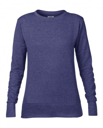 Anvil: Women`s French Terry Sweatshirt 72000L – Bild 6