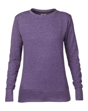 Anvil: Women`s French Terry Sweatshirt 72000L – Bild 7
