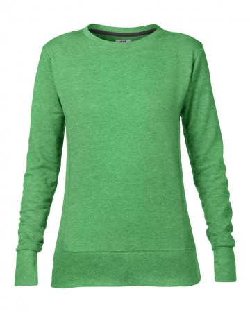 Anvil: Women`s French Terry Sweatshirt 72000L – Bild 8
