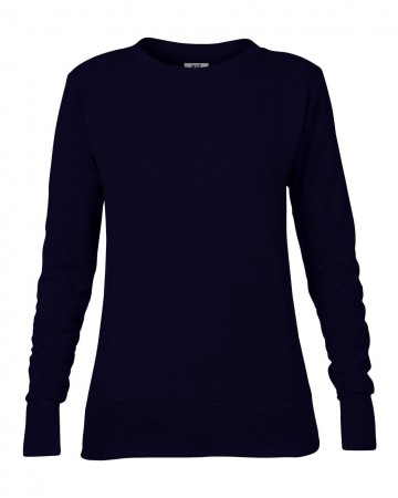 Anvil: Women`s French Terry Sweatshirt 72000L – Bild 5