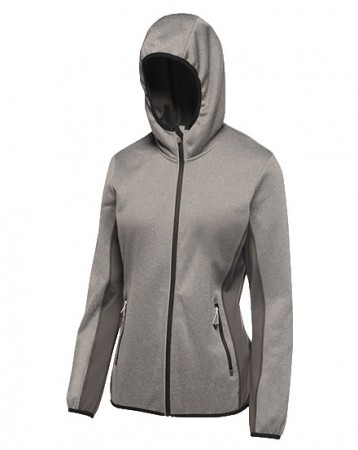 Regatta: Women`s Amsterdam Hooded Softshell TRA615  – Bild 2