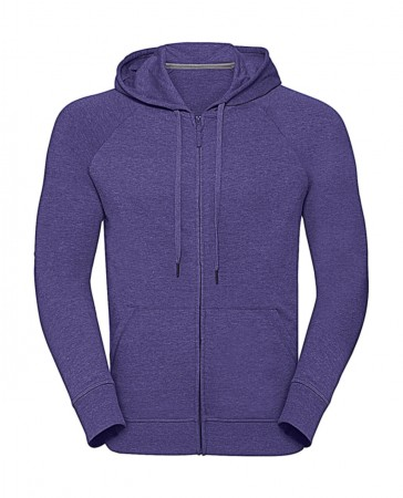 Russell Europe: Men`s HD Zipped Hood Sweat R-284M-0  – Bild 6