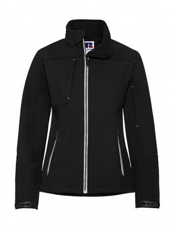 Russell Europe: Ladies` Bionic Softshell Jacket R-410F-0  – Bild 3