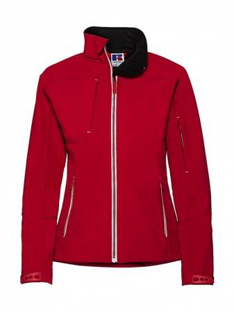 Russell Europe: Ladies` Bionic Softshell Jacket R-410F-0  – Bild 6