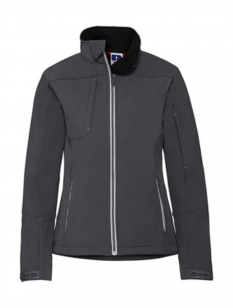 Russell Europe: Ladies` Bionic Softshell Jacket R-410F-0  – Bild 4
