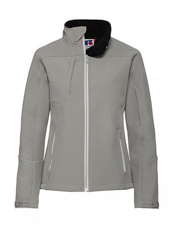 Russell Europe: Ladies` Bionic Softshell Jacket R-410F-0  – Bild 2