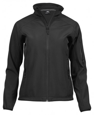 Tee Jays: Ladies Lightweight Performance Softshell 9511  – Bild 2