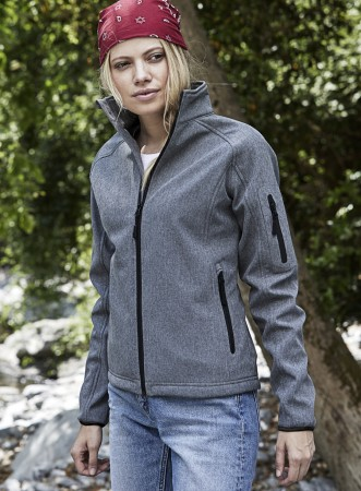 Tee Jays: Ladies Lightweight Performance Softshell 9511  – Bild 1