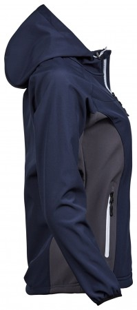 Tee Jays: Ladies Hooded Lightweight Performance Softshell 9515  – Bild 7