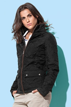 Stedman: Women`s Active Quilted Jacket ST5360  – Bild 1