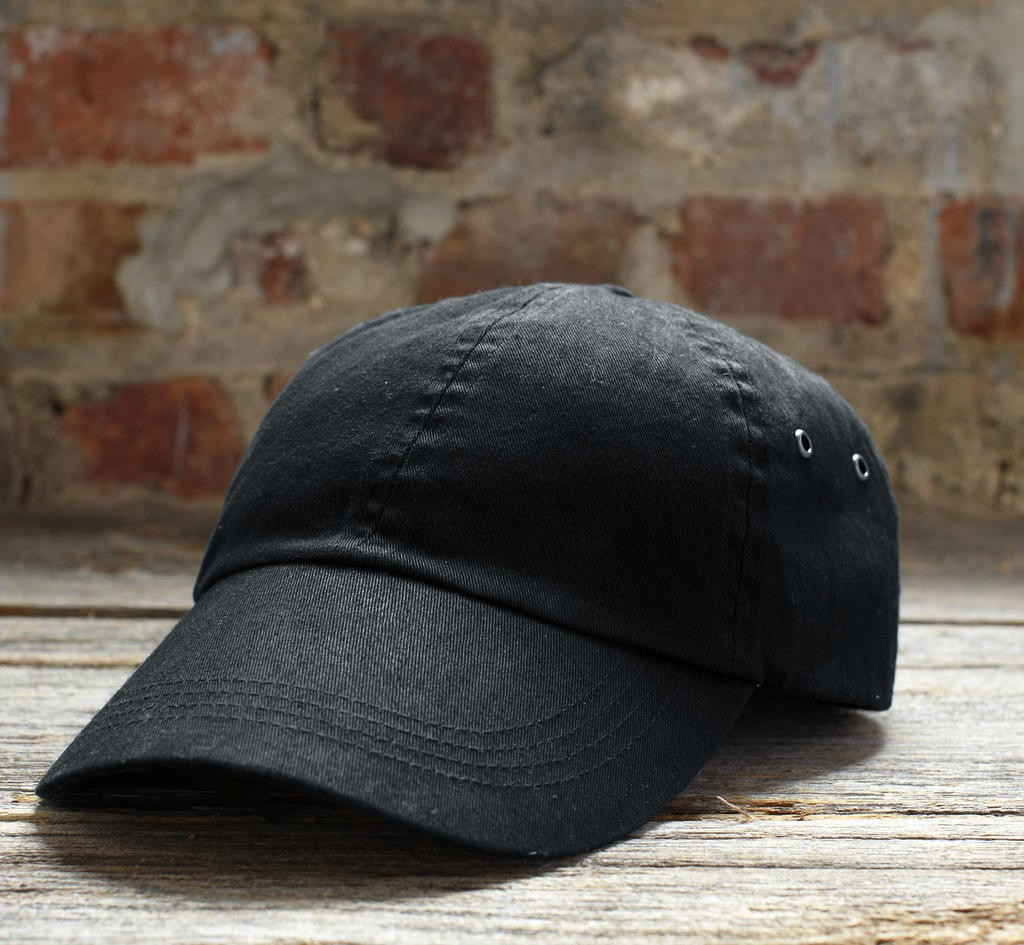 Anvil: Solid Low-Profile Twill Cap 156