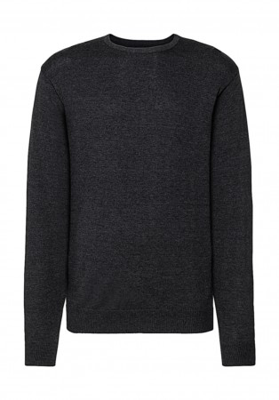 Russell Europe: Men`s Crew Neck Knitted Pullover R-717M-0  – Bild 3