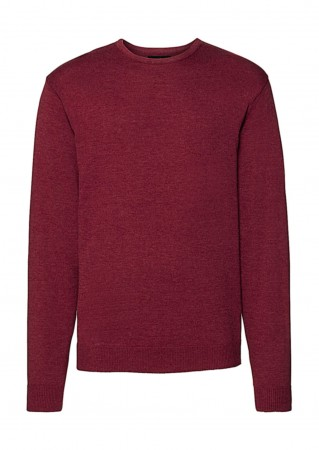 Russell Europe: Men`s Crew Neck Knitted Pullover R-717M-0  – Bild 6