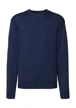 Russell Europe: Men`s Crew Neck Knitted Pullover R-717M-0  – Bild 5