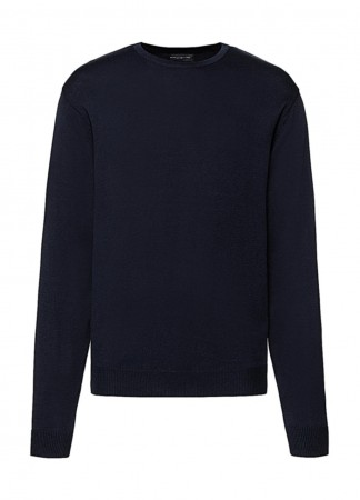Russell Europe: Men`s Crew Neck Knitted Pullover R-717M-0  – Bild 4