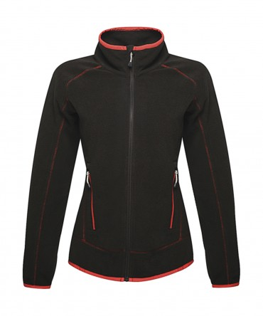 Regatta: Women`s Ashmore Full Zip Fleece TRF504  – Bild 2
