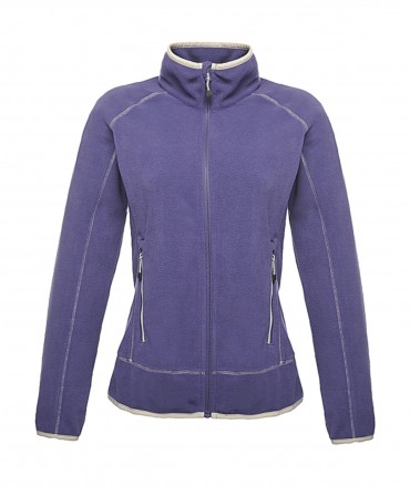 Regatta: Women`s Ashmore Full Zip Fleece TRF504  – Bild 5