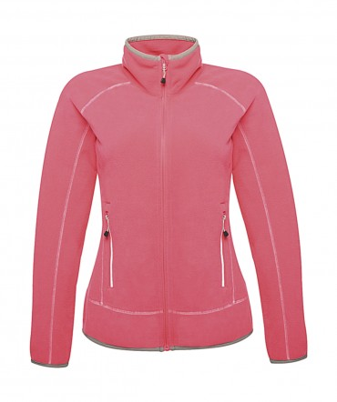 Regatta: Women`s Ashmore Full Zip Fleece TRF504  – Bild 6