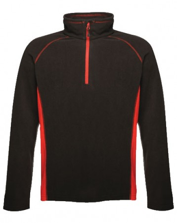 Regatta: Ashmore Half Zip Fleece TRF505  – Bild 2