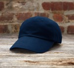 Anvil: Solid Low-Profile Brushed Twill Cap 176 001