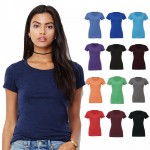 Bella+Canvas: Triblend Crew Neck T-Shirt 8413 001