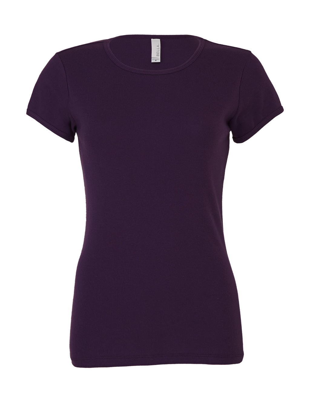 Bella+Canvas: Stretch Rib T-Shirt 1001:00:00 – Bild