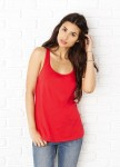 Bella+Canvas: Women`s Relaxed Jersey Tank 6488 001