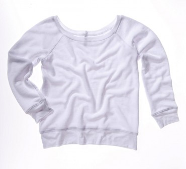 Bella+Canvas: Sponge Fleece Wideneck Sweatshirt 7501 – Bild 2