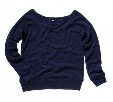 Bella+Canvas: Sponge Fleece Wideneck Sweatshirt 7501 – Bild 8
