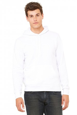 Bella+Canvas: Unisex Poly-Cotton Pullover Hoodie 3719 – Bild 2
