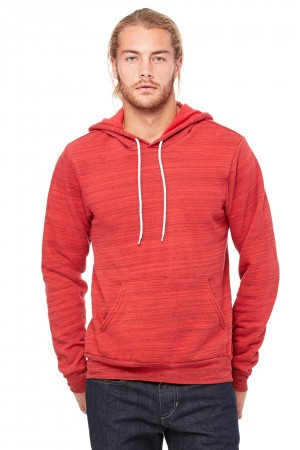 Bella+Canvas: Unisex Poly-Cotton Pullover Hoodie 3719 – Bild 13